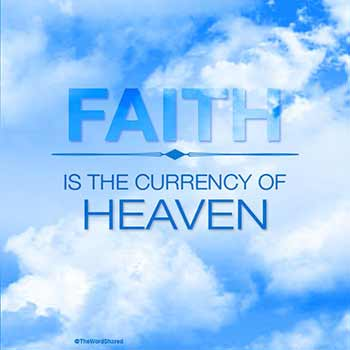 The Currency of Faith